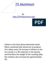 7075 Aluminum