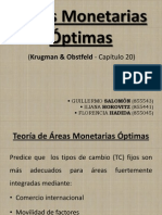 Areas Optimas}