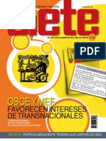 Semanario Siete- Edición 45