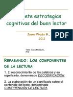 DRELM 2012 Las Siete Estrategias Cognitivas Del Buen Lector.ppt