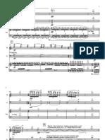 Sonata for Silence p. 5 6