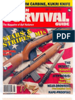 American Survival Guide August 1991 Volume 13 Number 8