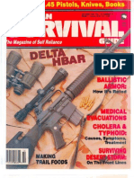 American Survival Guide October 1991 Volume 13 Number 10