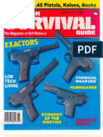 American Survival Guide November 1991 Volume 13 Number 11