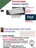 Caridovascular Pharmacology_ Antiarrhythmic Agents
