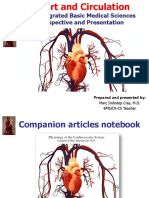 IVMS-CV Comprehensive-Overview Heart and Circulation