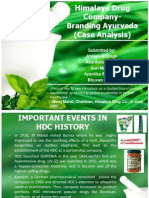 Himalaya Drug Company- Case Analysis Main