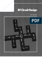 RF Circuit Design - Chris Bowick[1]