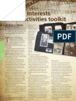 07 Interests and Activities Toolkit