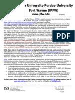Indiana-Purdue University Fort Wayne _IPFW