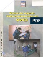 Sistema de Vigilancia Comunal - 2do Manual (CIVICS)