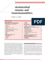 Gastro-Intestinal Hormones & Transmitters