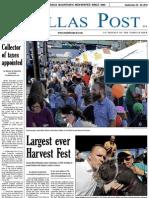 The Dallas Post 09-23-2012