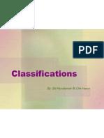 Medicine Epilepsy Classification