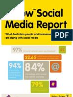 Social Media Report - Sensis