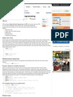OOP PHP