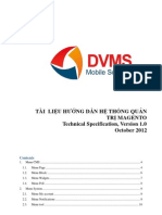 DVMS Admin Magento User Guide