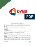 DVMS.tao Module Joomla 1.5