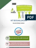 Kit de Evaluacion Del Med - Pela 2012