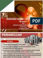 HIV+ TB (RESPONSI SLIDE)