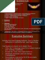 Business Plan Furnace