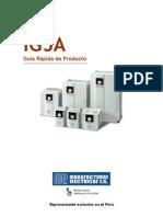 Guia Rapida - Variador IG5A