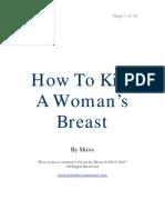 How to Kiss a Wom Breas ts