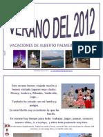 Vacaciones de Alberto Palmeiro Da Silva