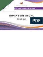 Dokumen Standard Dunia Seni Visual Tahun 2