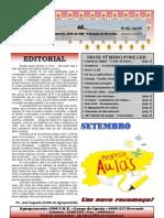 """Jornal """"Sê..."""" n.º de Setembro 2012"""