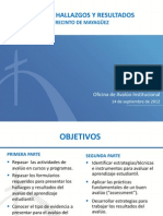 Avaluo Institucional Presentacion 14 de Septiembre (Mayaguez)