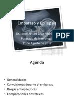 Embarazo y Epilepsia