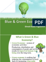 Blue Economy and Green Economy