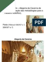 1.3. Análise da Alegori da Caverna - Platão