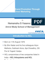 HCL CDC