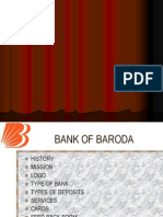 Bank of Baroda - Presentation Overview