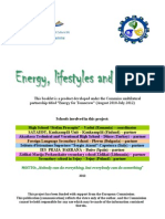 Energy, Lifestyles and Climate