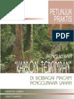 Petunjuk Praktis Pengukuran Carbon Tersimpan