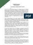Informe Asamblea Nacional 2011