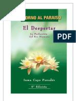 """Libro """"Retorno al Paraiso. El Despertar - 1ª parte"""