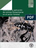 Guía para la aplicación de normas fitosanitarias en el sector forestal