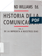 Historia de La Comunicacion Vol 2