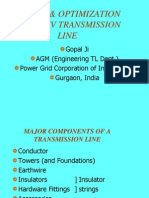 800 kV TL Design