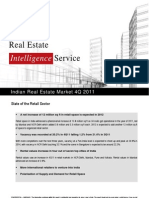 State of Retail Sector 4Q11