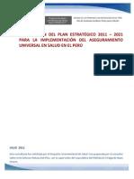 Sector Salud Perú