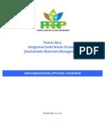 Basura PRRP Report 11-14
