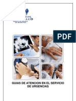 Guias de Atencion Urgencias