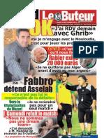 LE BUTEUR PDF du 24//09/2012