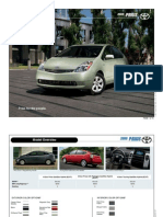 2008 Prius Brochure