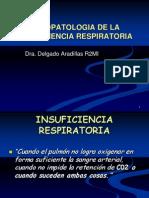Fisiopatologia de La Insuficiencia Respiratoria